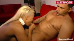 Kinky german swinger party with sexy susi Thumb