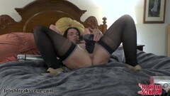 LETSDOEIT - Busty Babe gets banged in outdoor hot dicking Thumb