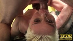 Sexy Toy insertion with Daphne Klyde looks so hot Thumb