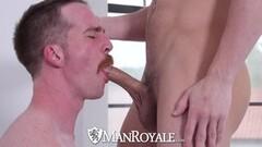 MILF Alyssa Lynn Blackmails Dude To Taste His Dick Thumb
