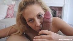 Brunette swallows milk ass enema after hot rimming Thumb