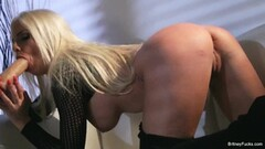 Hungarian Angel Works Her Tight Pussy Hole Thumb