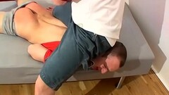 Big breasted brunette Sybil Stallone stuffed in her wet pussy Thumb