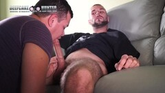 Femdom teaches sissys to worship sucking dick Thumb