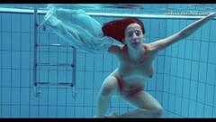 Hot Piyavka Chehova big bouncy juicy tits underwater Thumb