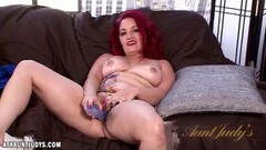 Jane pussy gaping on gyno chair at clinic Thumb