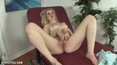Aroused & pulsating vagina and anus closeup! Thumb