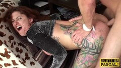 Kinky office time with Isis Love Thumb