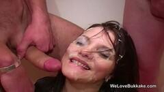 TUSHY Megan rain anal gaping and deep anal creampie Thumb