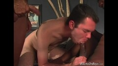 Naughty Asian Boy Alex Tied and Tickled Thumb