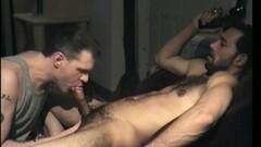 Horny Straight Boy BJ Blown Off Thumb